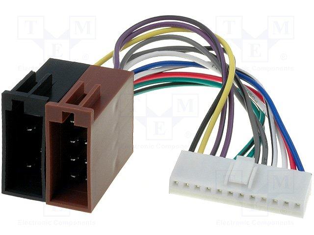 ISO konektory Pioneer 12 PIN C