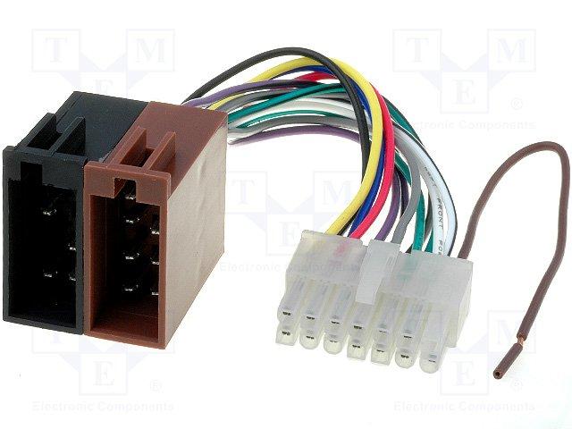 ISO konektory Philips 14 PIN