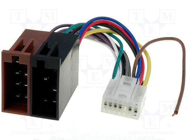 ISO konektory Kenwood 14 PIN