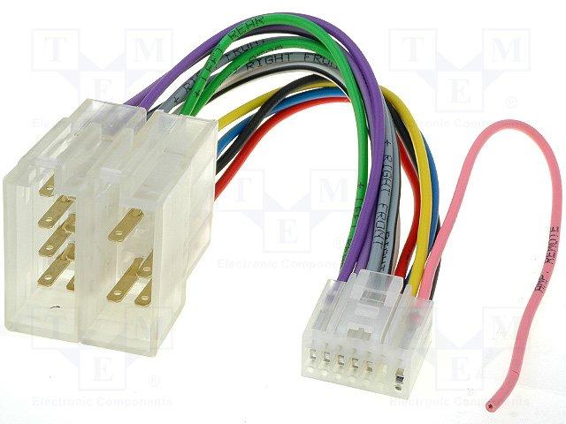 ISO konektory Nakamichi 14 PIN
