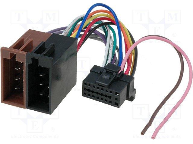 ISO konektory Sony 16 PIN B