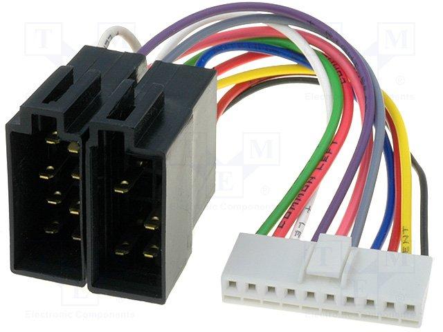 ISO konektory Kenwood 10 PIN