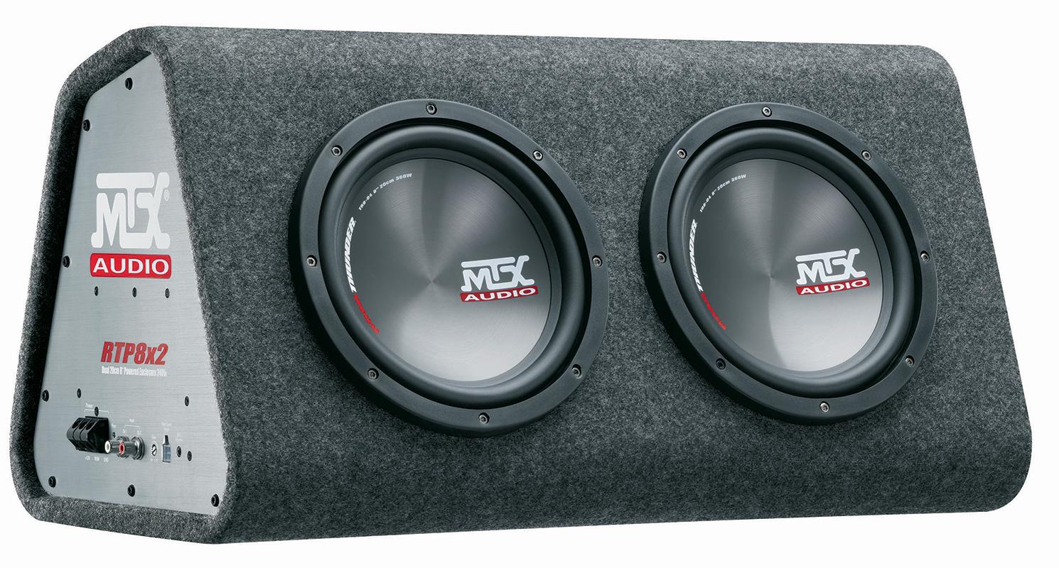 Aktivní subwoofer MTX Audio RTP8x2