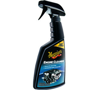 Meguiars Engine Cleaner - čistič motoru, 473 ml