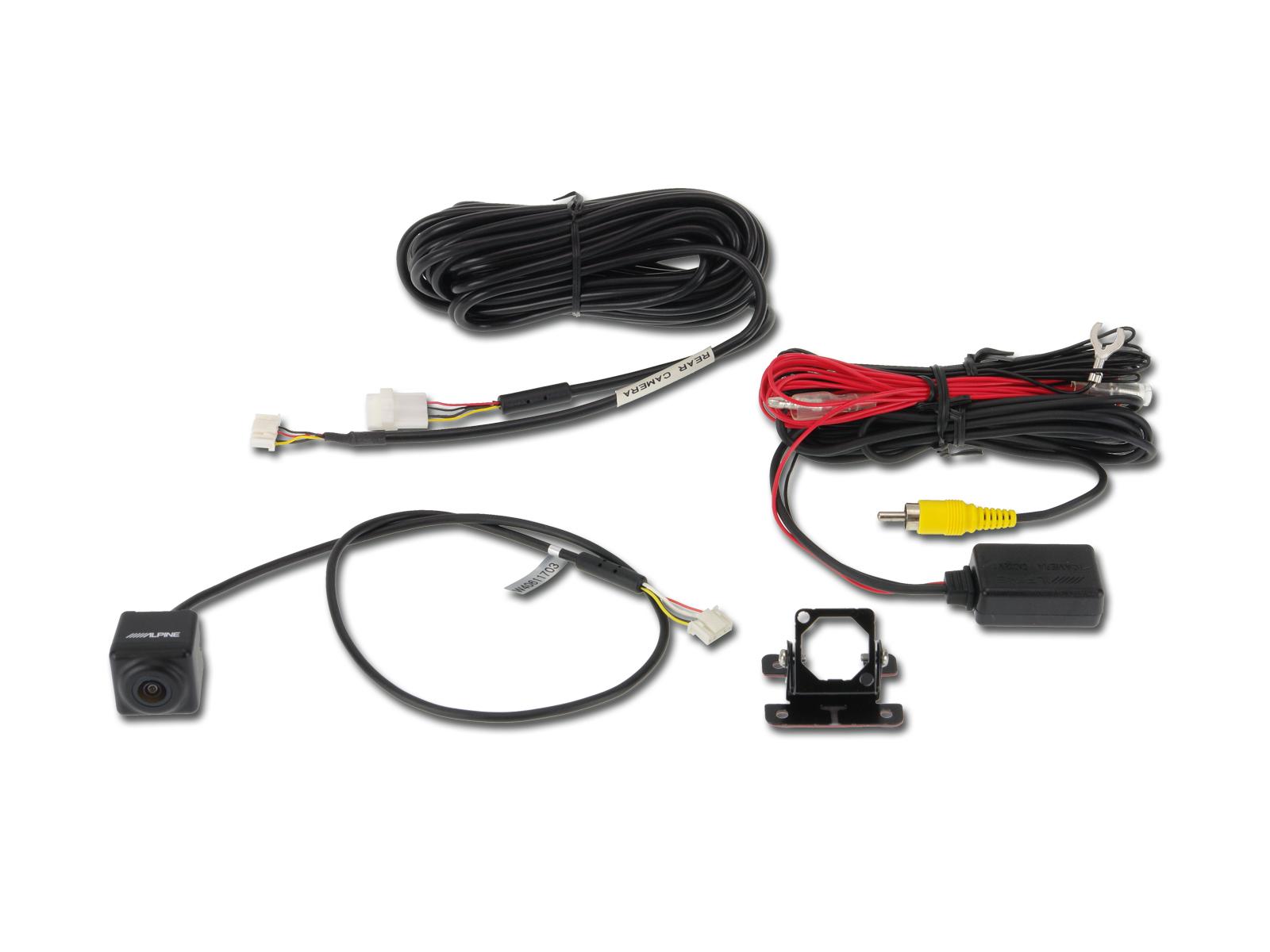 Alpine HCE-C125 parkovací kamera