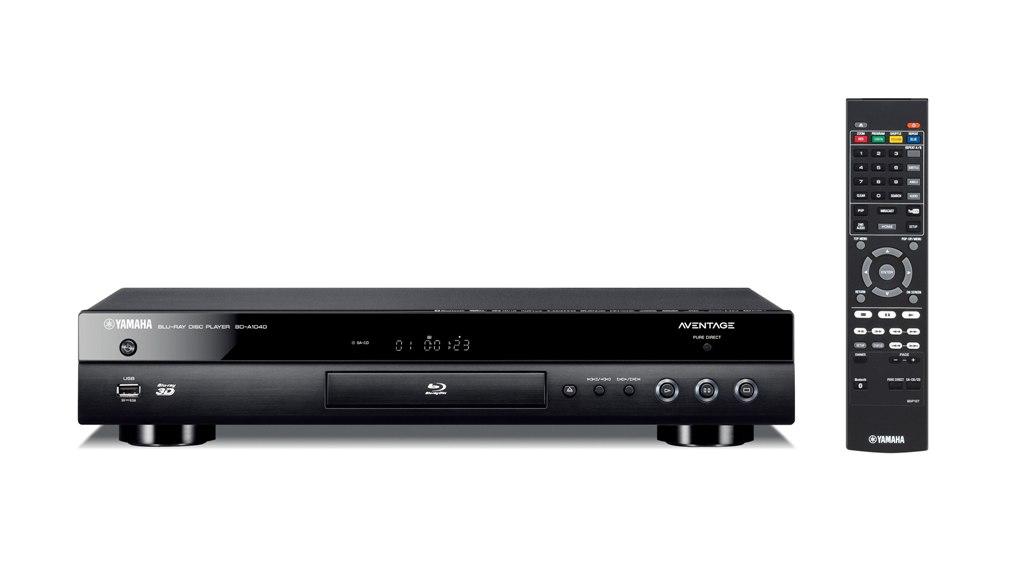 Blu-ray přehrávač Yamaha BD-A1040