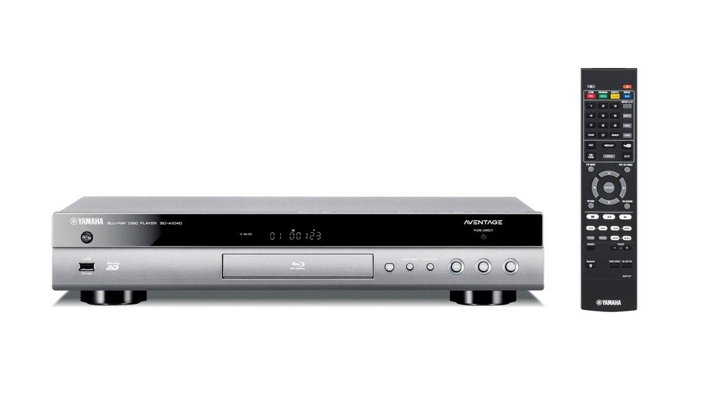 Blu-ray přehrávač Yamaha BD-A1040 Titan