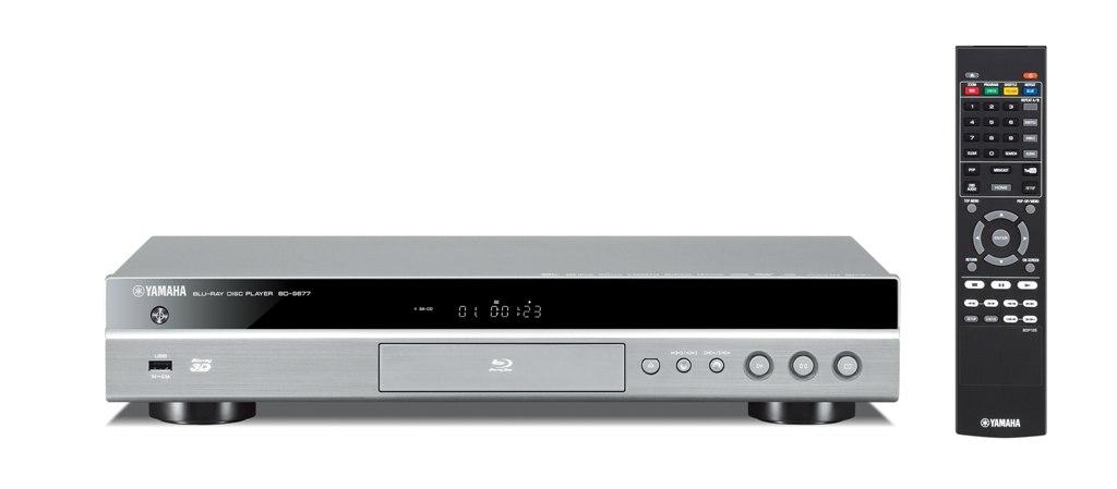 Blu-ray přehrávač Yamaha BD-S677 Titan
