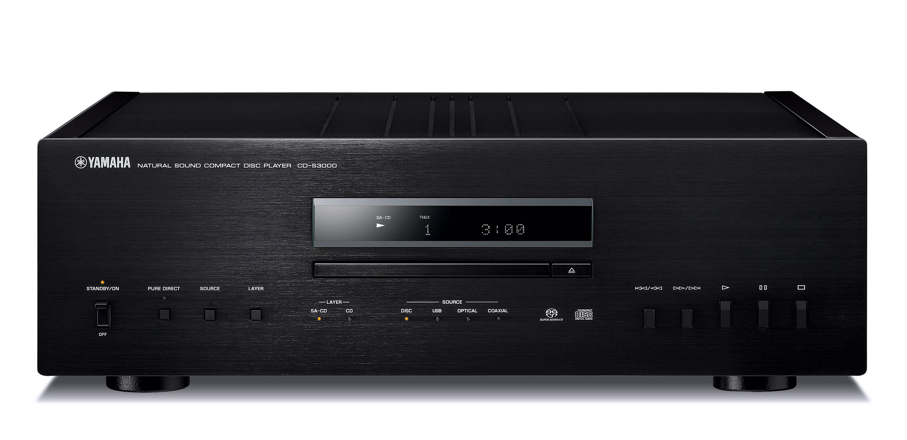 CD přehrávač Yamaha CD-S3000