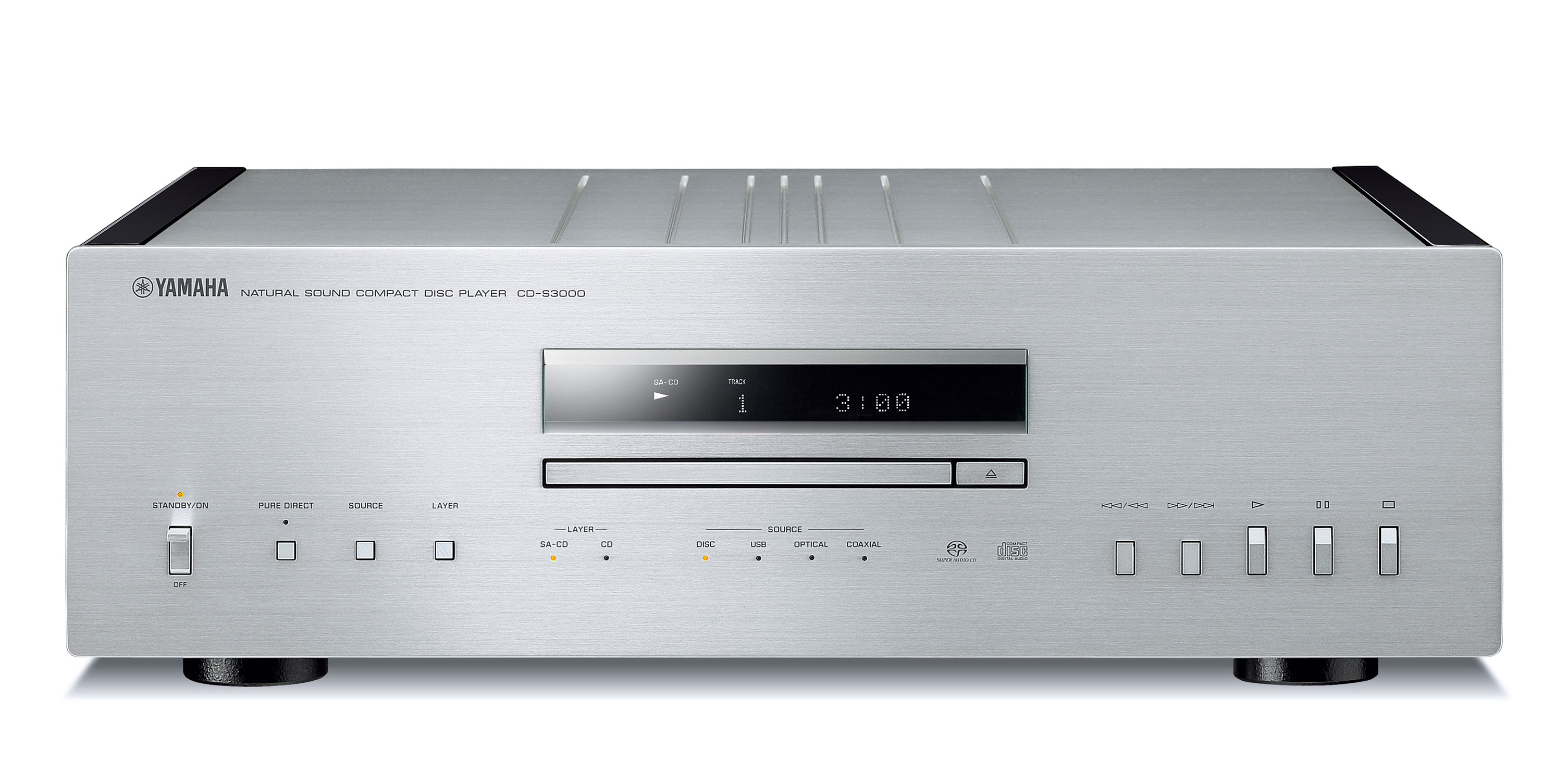CD přehrávač Yamaha CD-S3000 Titan