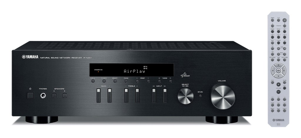 Stereo Receiver Yamaha R-N301