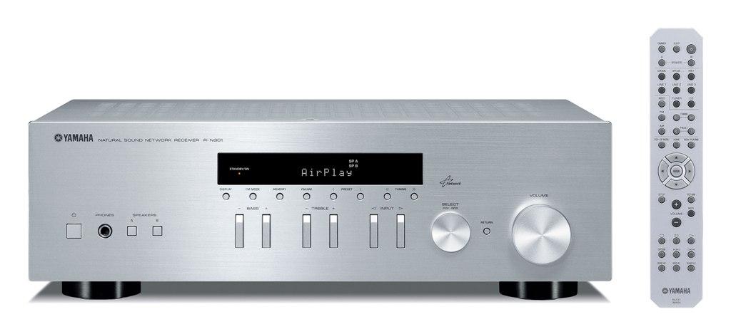 Stereo Receiver Yamaha R-N301 Titan