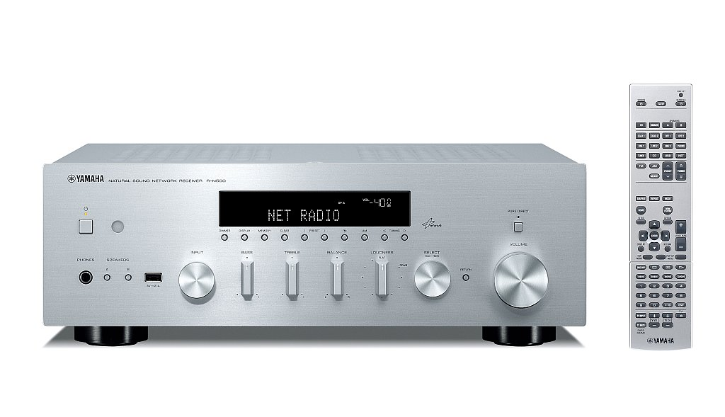 Stereo Receiver Yamaha R-N500 Titan