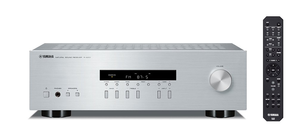 Stereo Receiver Yamaha R-S201 Titan