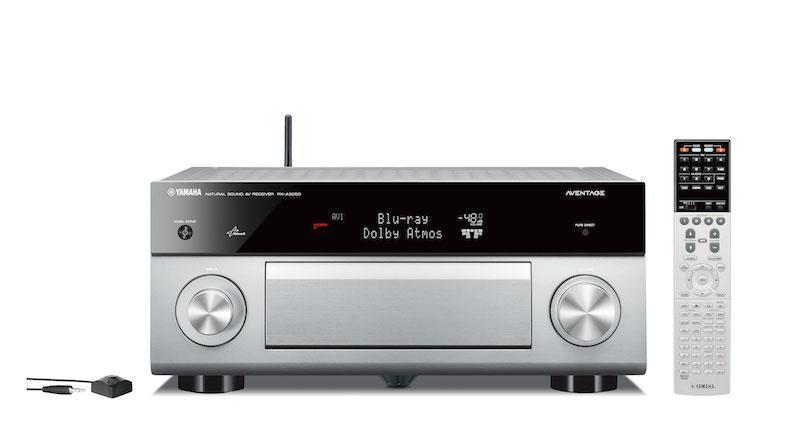 AV Receiver Yamaha RX-A1050 Titan