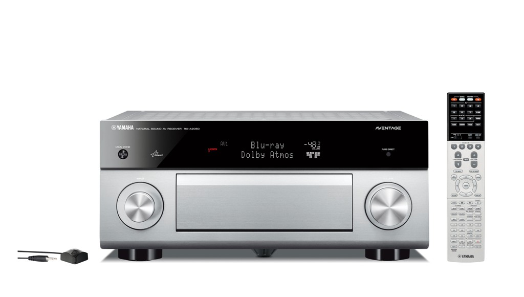 AV Receiver Yamaha RX-A2050 Titan