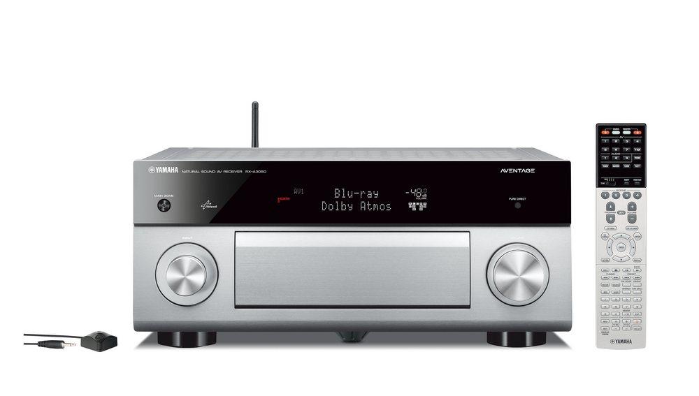 AV Receiver Yamaha RX-A3050 Titan