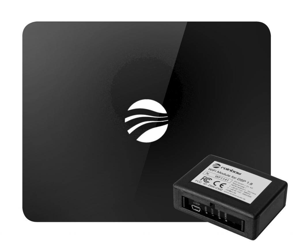 Rainbow DSP 1.8 + Wifi