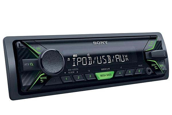 Autorádio Sony DSX-A202UI