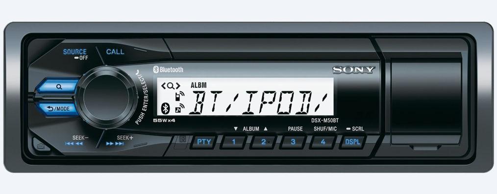 Autorádio Sony DSX-M50BT