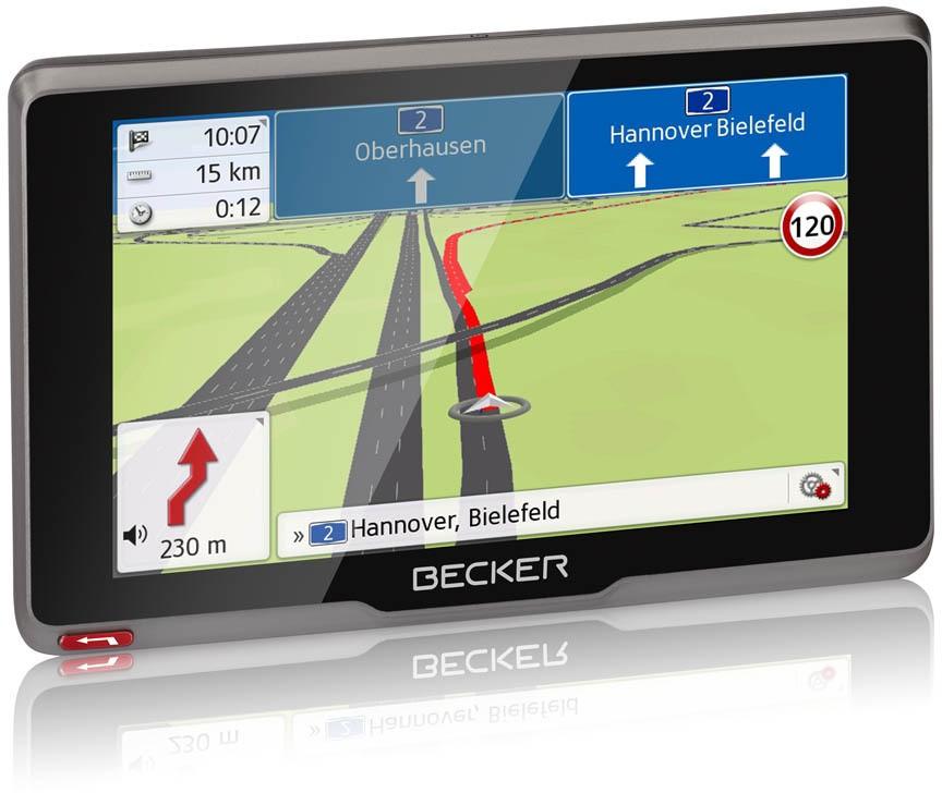 Navigace Becker Active.5sl EU