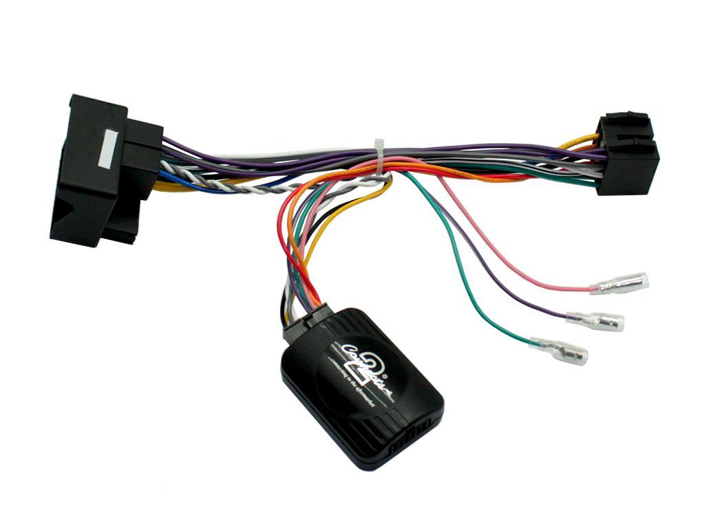 Adaptér ovládání na volantu VW/Seat/Škoda (10->)
