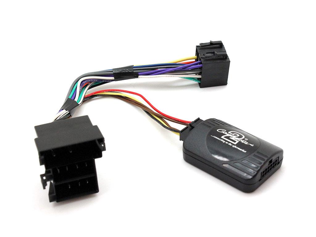 Adaptér ovládání na volantu VW / SEAT / ŠKODA / AUDI s ISO