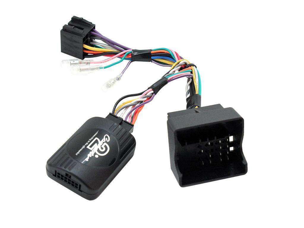 Adaptér ovládání na volantu VW / SEAT /ŠKODA s FAKRA