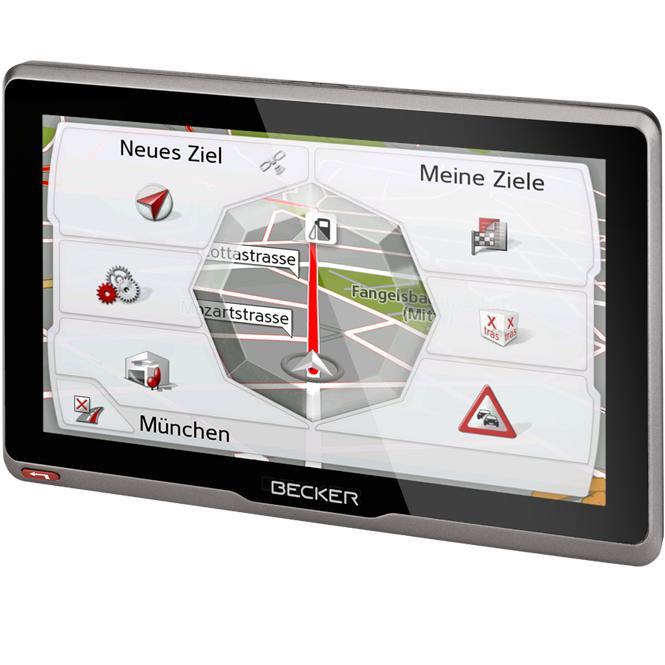 Navigace BECKER Transit.7sl EU