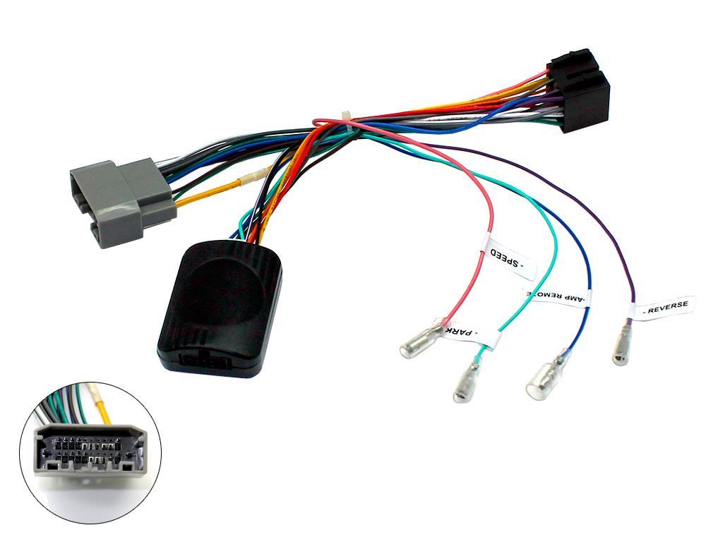 Adaptér ovládání na volantu CHRYSLER / DODGE / JEEP