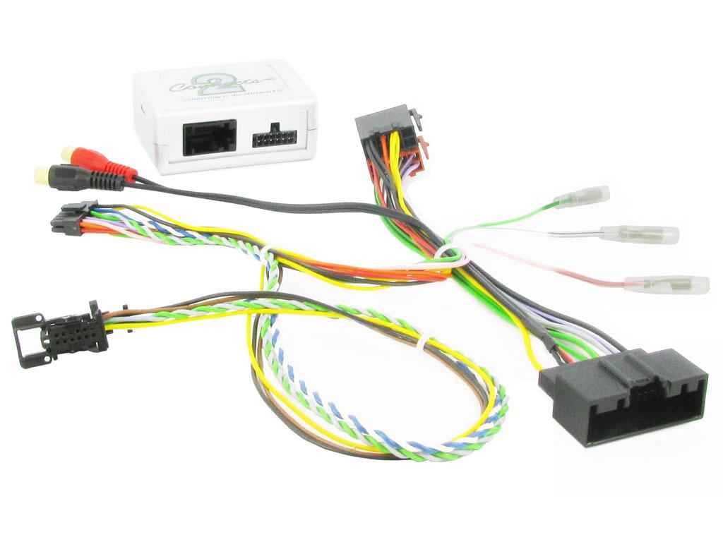 Adaptér ovládání na volantu FORD Focus / C-max (10->)