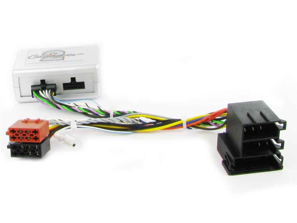 Adaptér ovládání na volantu Hyundai ix35 / Kia Sportage III.