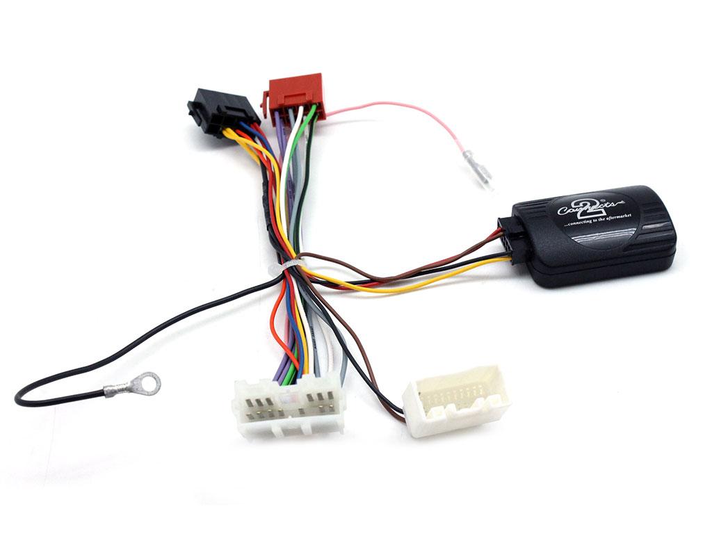 Adaptér ovládání na volantu Mitsubishi L200 (12->)