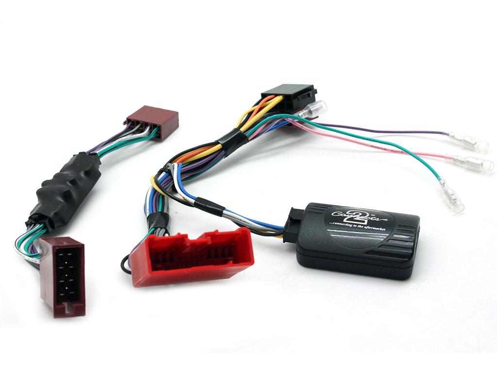 Adaptér ovládání na volantu Mazda 6 / CX-5 / CX-7 s Bose