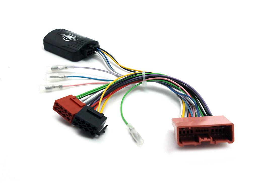 Adaptér ovládání na volantu Mazda 6 / CX-5 / CX-7