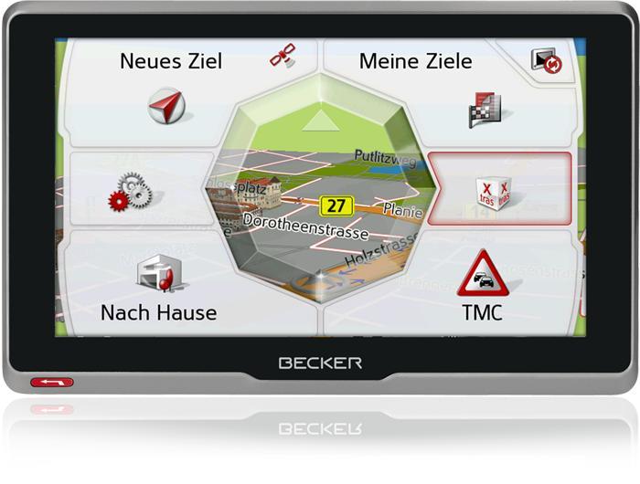 Navigace BECKER Ready.6l EU Plus