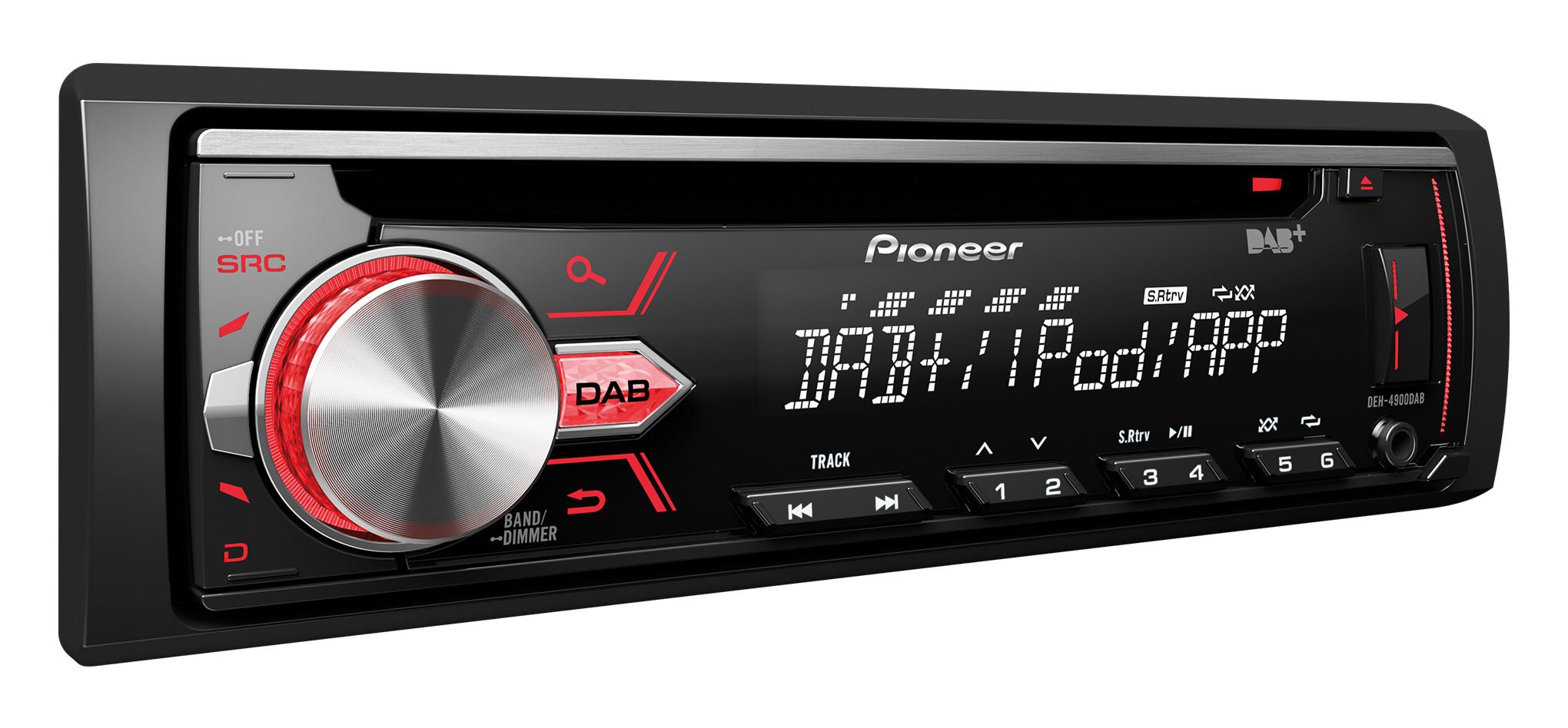 Autorádio Pioneer DEH-4900DAB