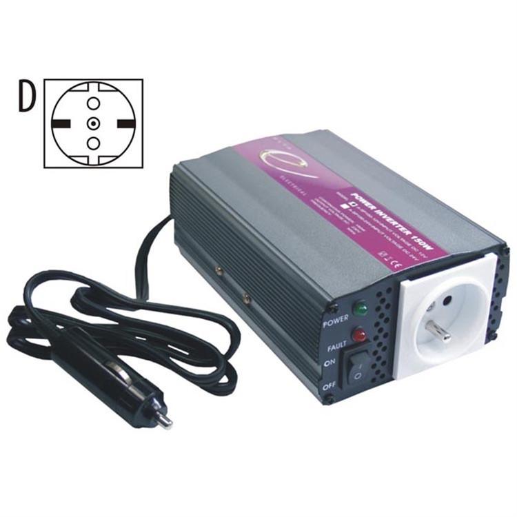 Měnič napětí Elta 24V / 230V 150W