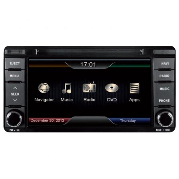 Autorádio ESX VN610 MT-U1 OEM navigace Mitsubishi Outlander / ASX / Lancer / Pajero