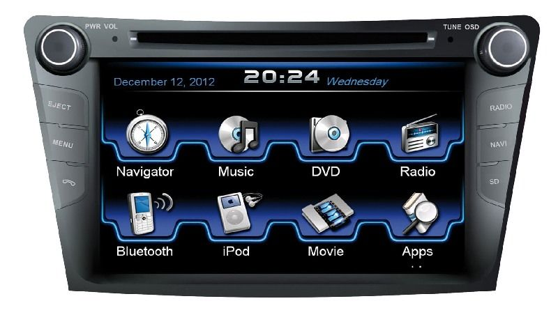 Autorádio ESX VN710 HY-i40 OEM navigace Hyundai i40