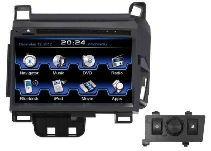 Autorádio ESX VN710 LX-CT200h OEM navigace Lexus CT200h