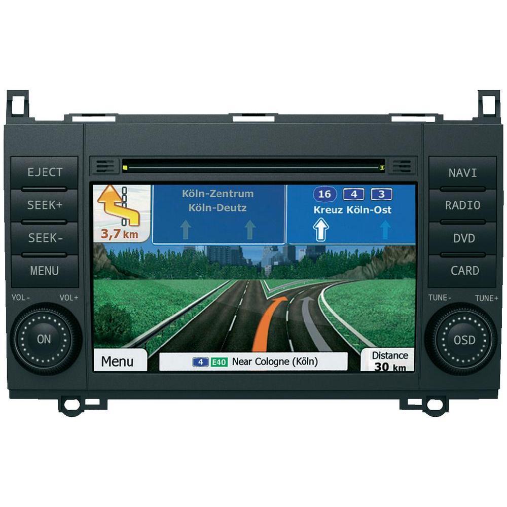 Autorádio ESX VN710 MB-A2 OEM navigace Mercedes Sprinter / Viano / V-Class