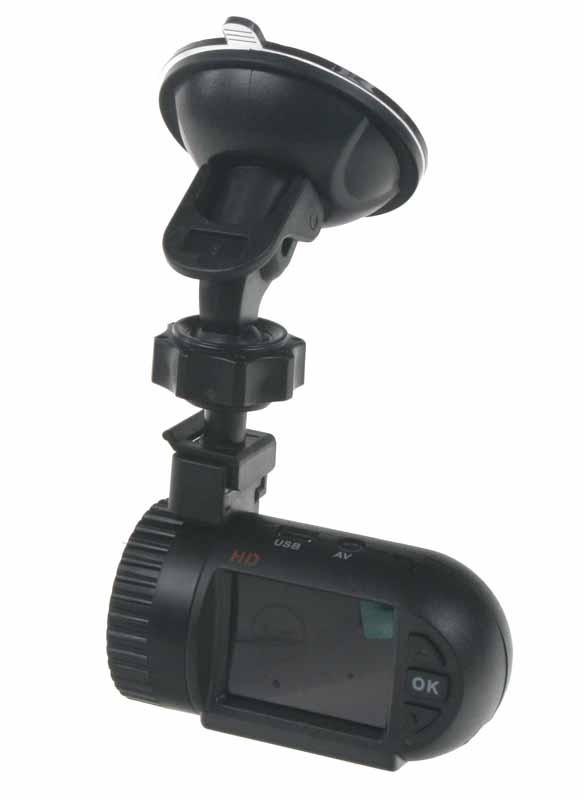 "Miniaturní FULL HD kamera s 1.5"" LCD DVR52"