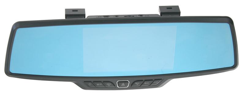 "FULL HD kamera integrovaná v zrcátku s 5"" LCD DVRB03"