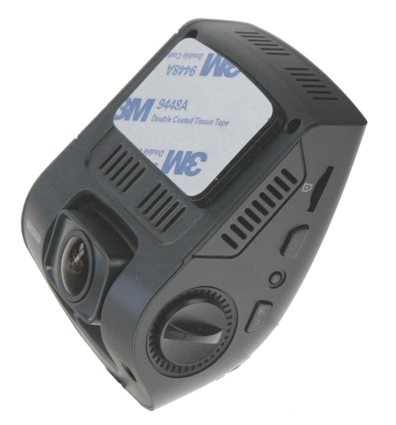 """Plochá FULL HD kamera s 2.4"""" LCD DVRB04"""