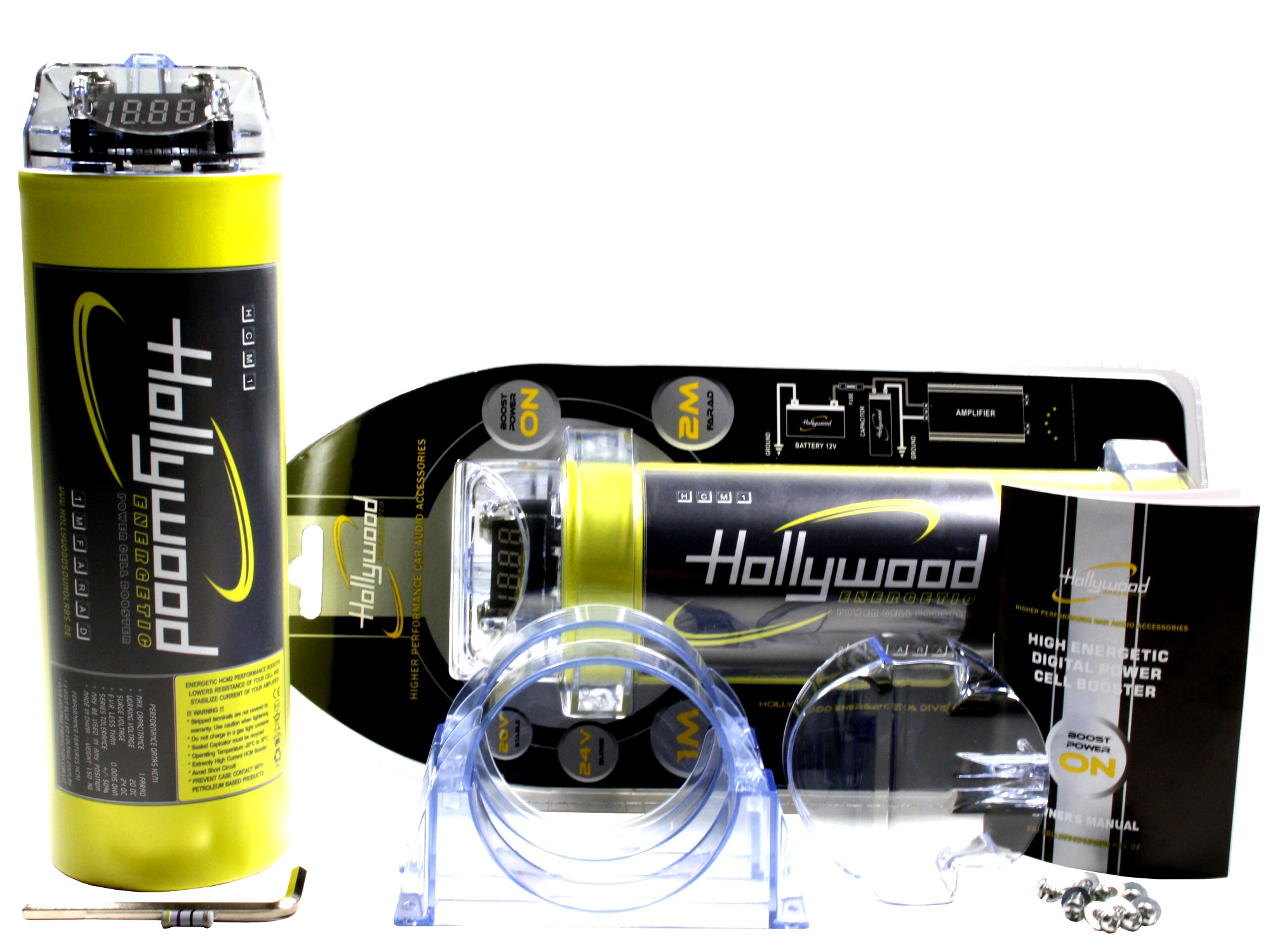 Kapacitor Hollywood HCM 1 V2