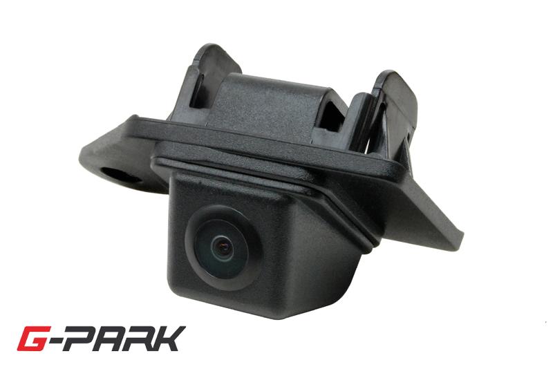 CCD parkovací kamera Mitsubishi ASX 10-> OEM umístění