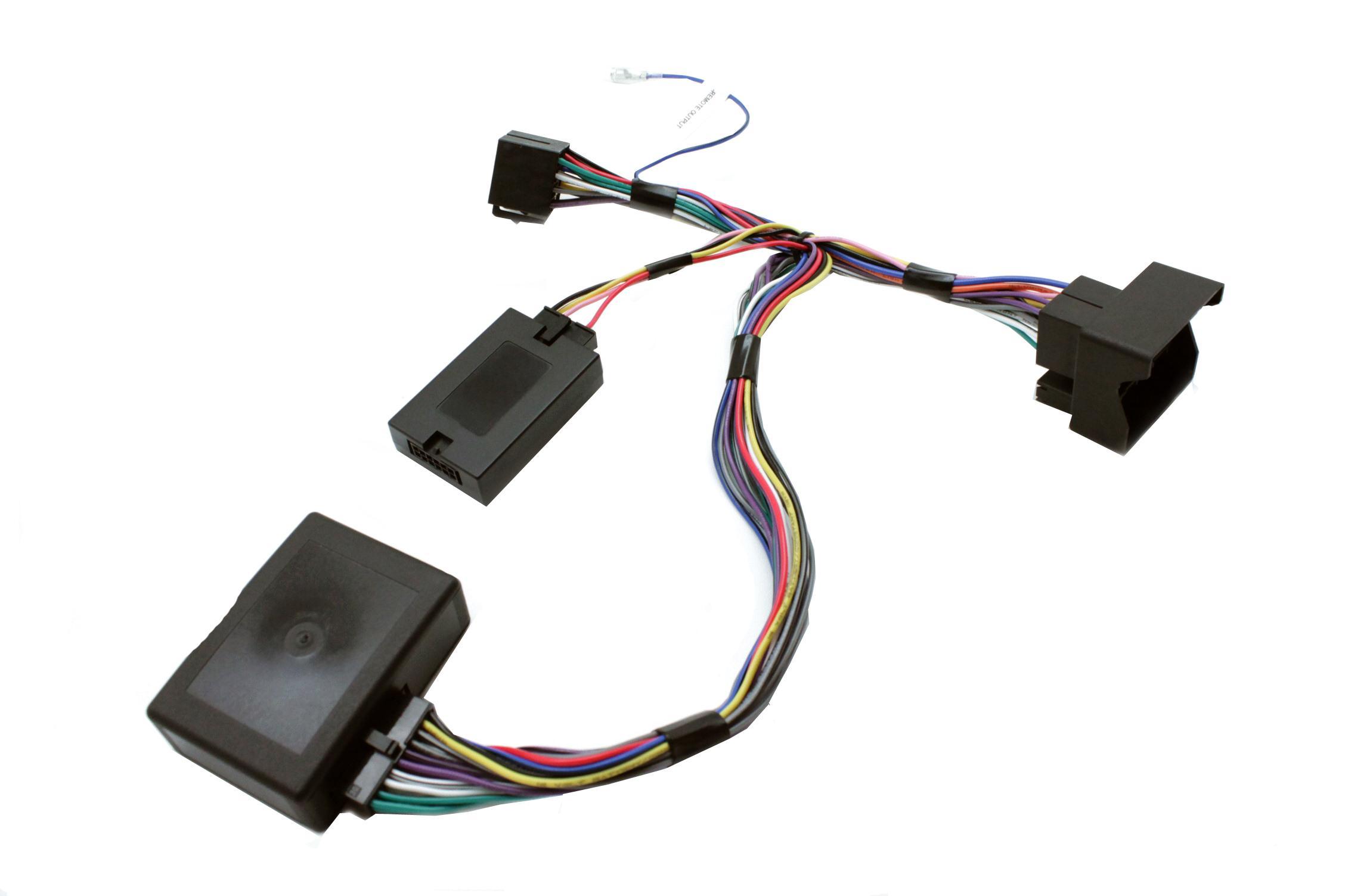 Adaptér ovládání na volantu BMW 05-> s aktivním systémem