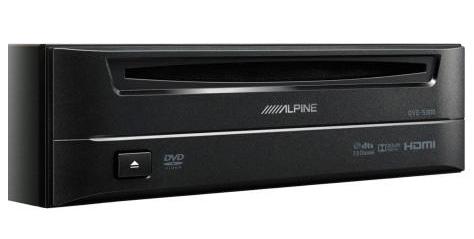 Alpine DVE-5300 DVD přehrávač
