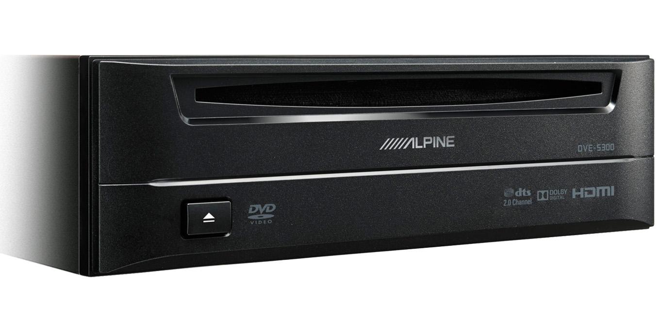 Alpine DVE-5300G DVD přehrávač